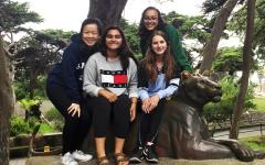 Gabrielle and Friends at SF Zoo